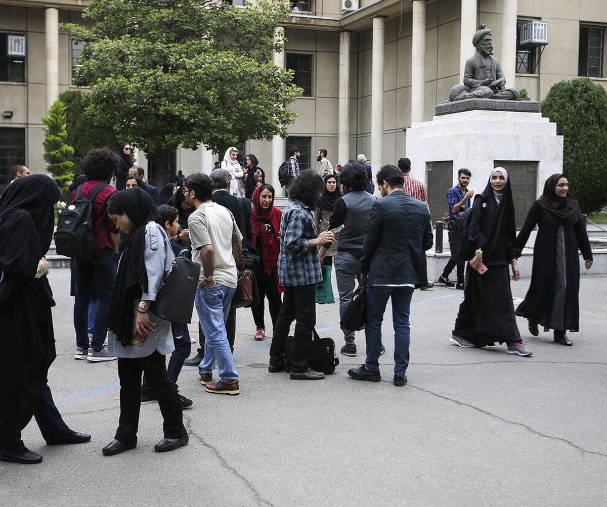 دانشگاه ها باز نمی شود   تاریخ بازگشایی دانشگاه عقب افتاد