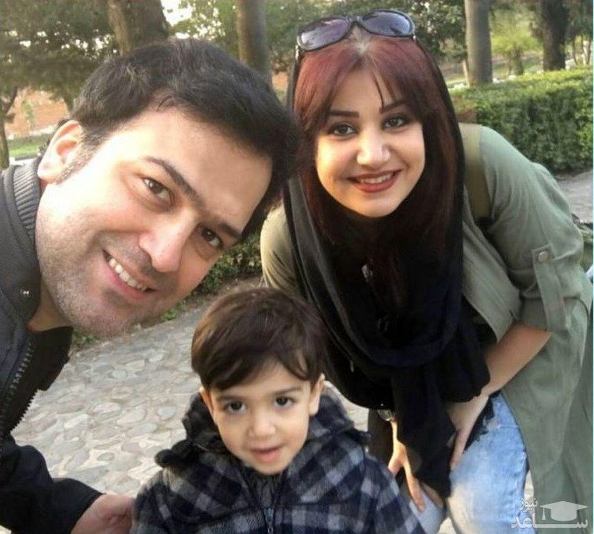 حامد آهنگی| تصاویر و بیوگرافی حامد آهنگی و همسرش
