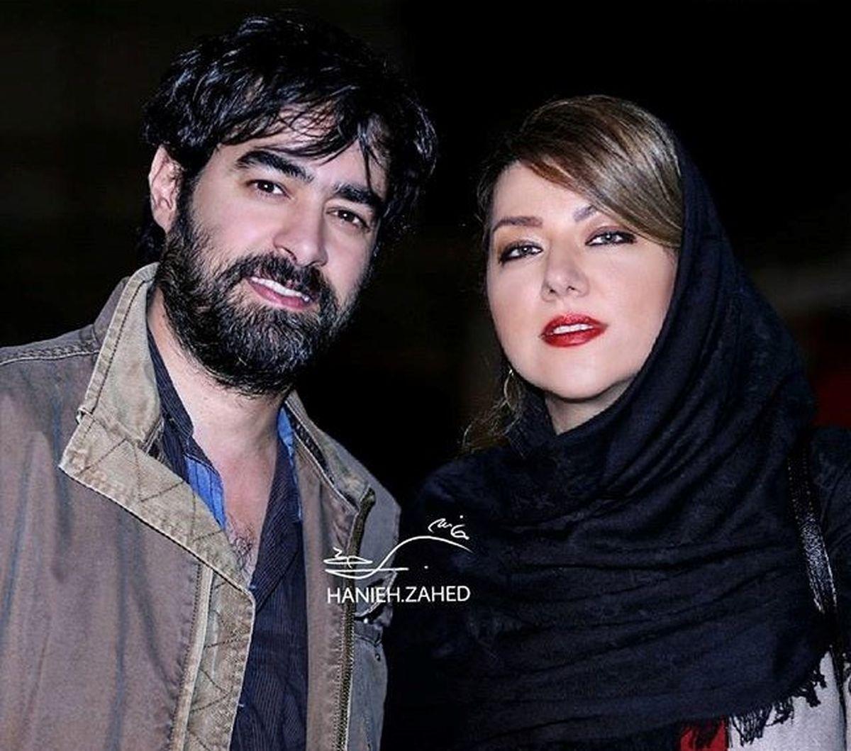 طلاق شهاب حسینی رسانه ای شد +تصاویر