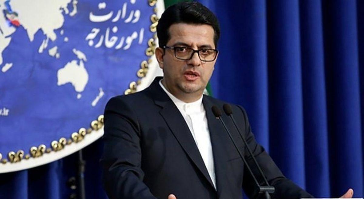 اعتراض ایران به دولت امارات+ توضیحات
