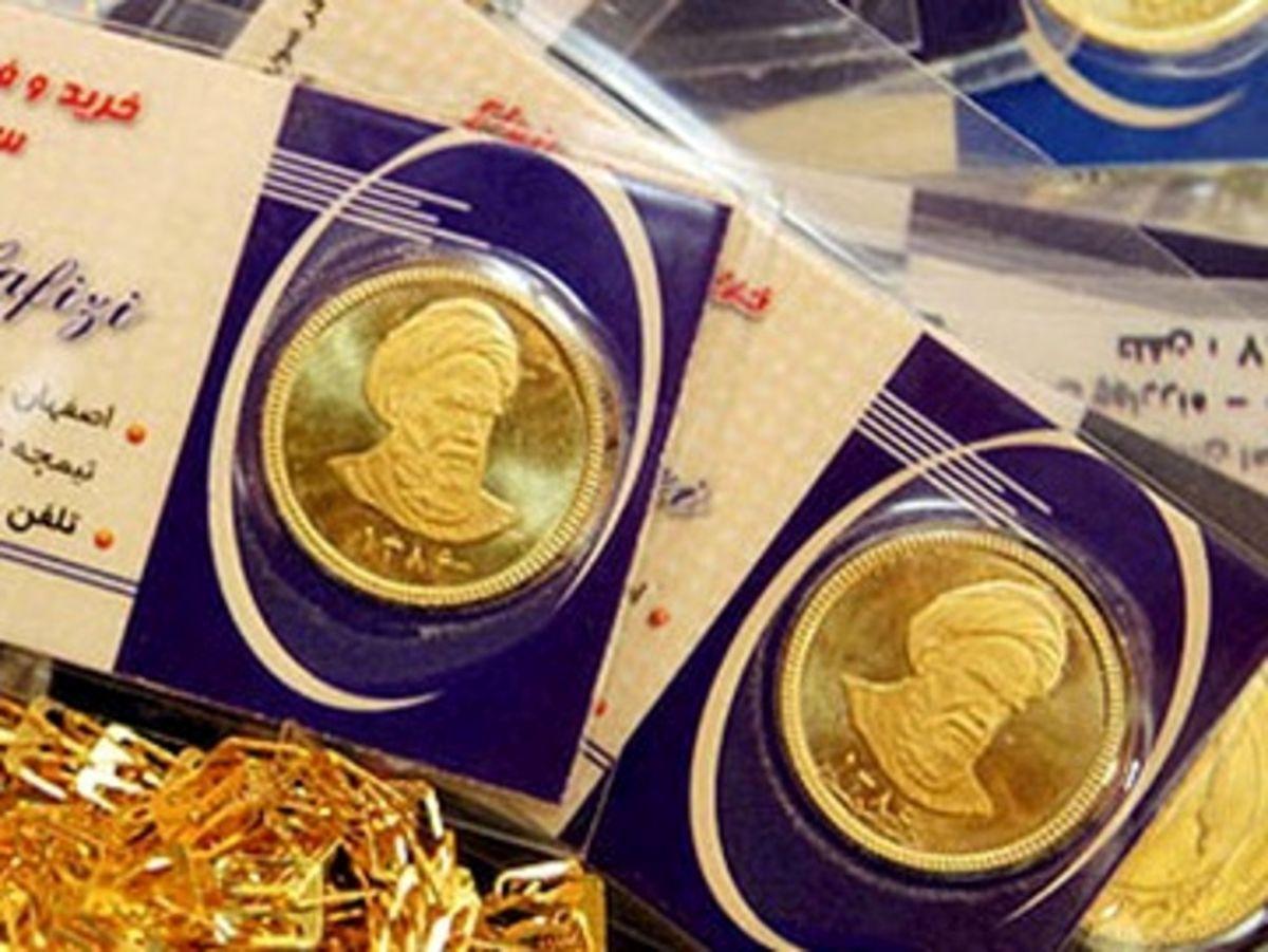 قیمت سکه امروز 25 تیر 1400 چقدر شد؟