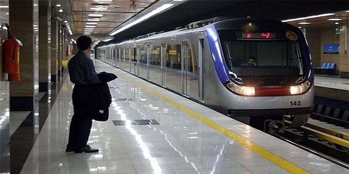 مترو تهران تا 30 مرداد تعطیل می شود؟