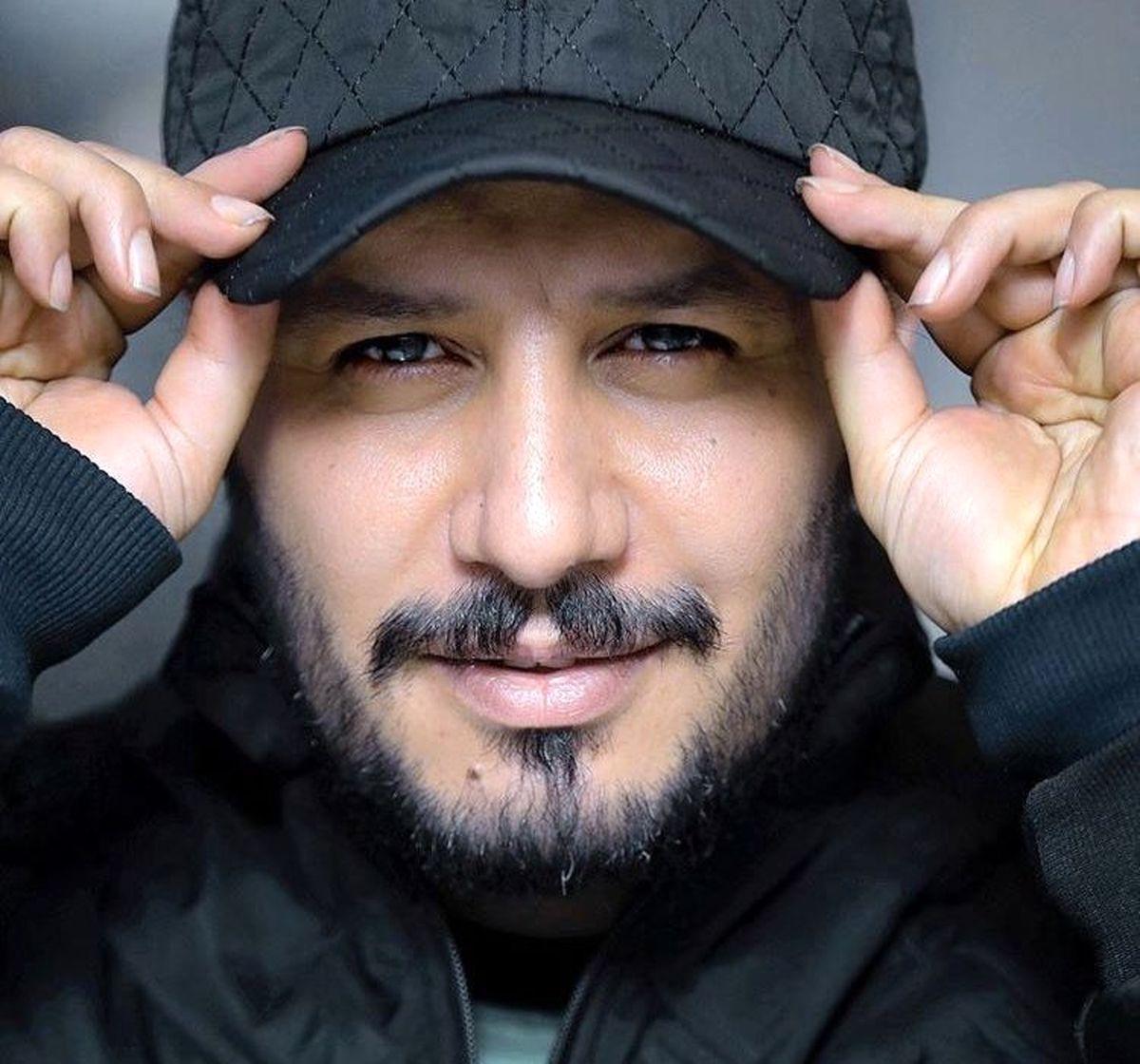 رقص جواد عزتی در جمع بازیگران | فیلم دیده نشده