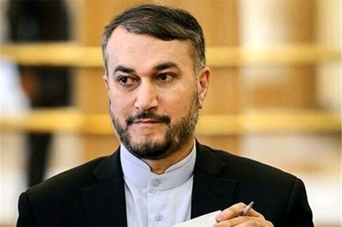 امیرعبداللهیان وزیر امور خارجه جدید جنجال به پا کرد