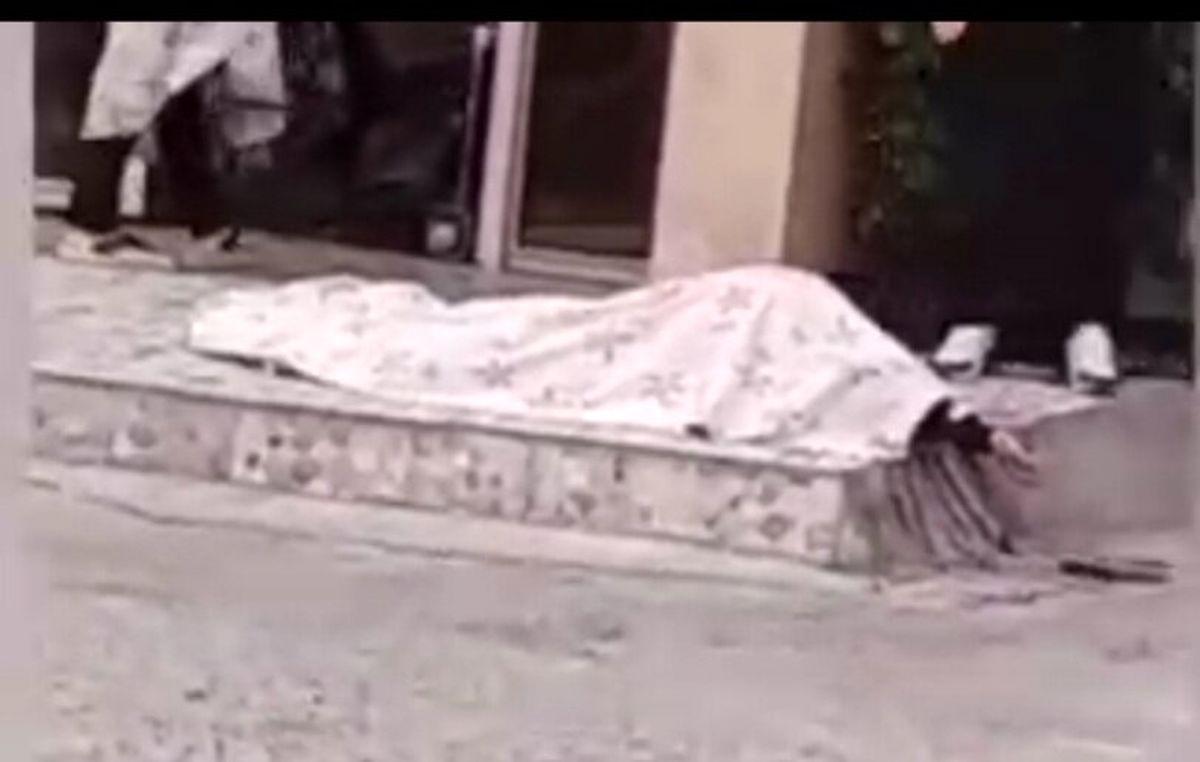 خودکشی دختر جوان از طبقه دهم یک برج در پرند