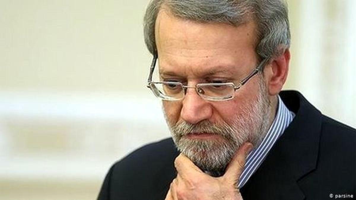 دعوای رئیسی و لاریجانی برای انتخابات 1400