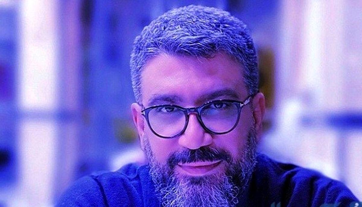 رضا رشیدپور از ایران رفت؟