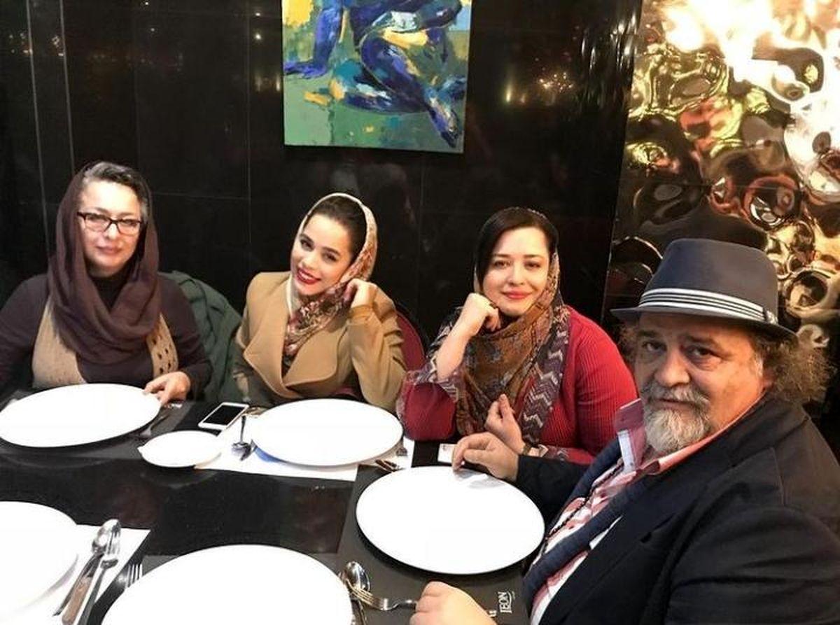 راز طلاق محمدرضا شریفی نیا و آزیتا حاجیان فاش شد +عکس