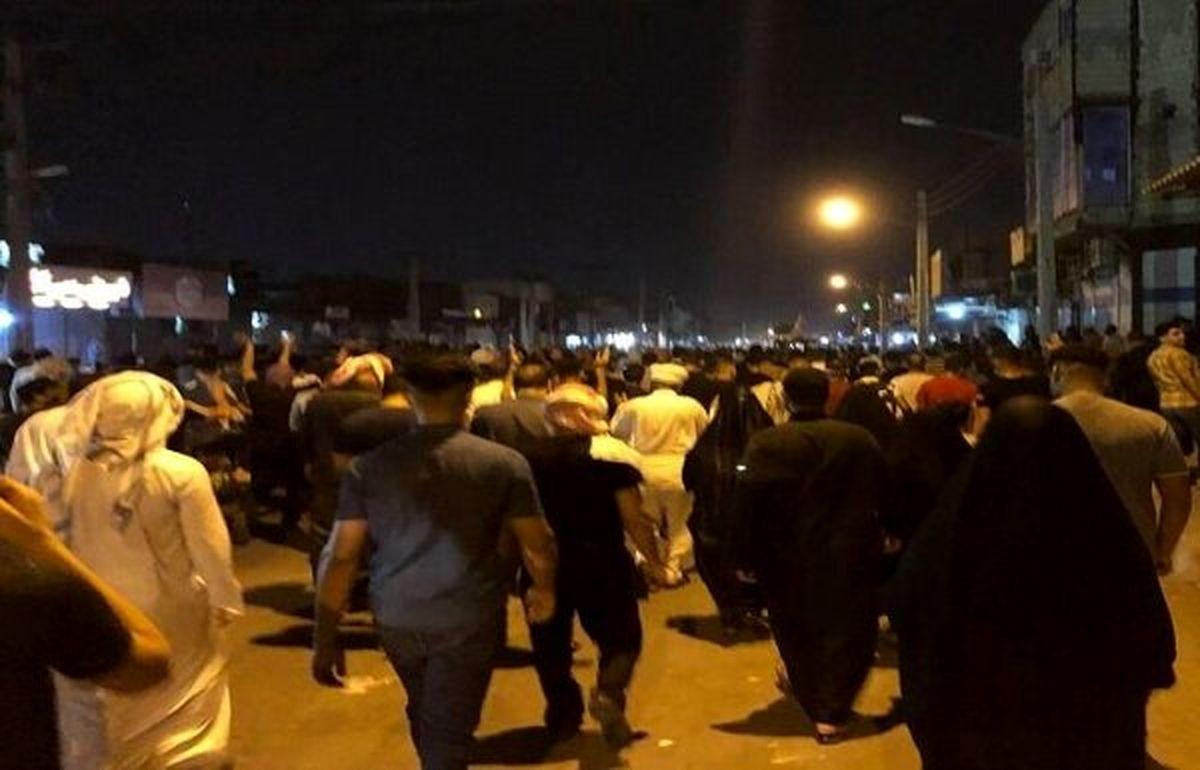 شهادت چند مامور در اعتراضات خوزستان