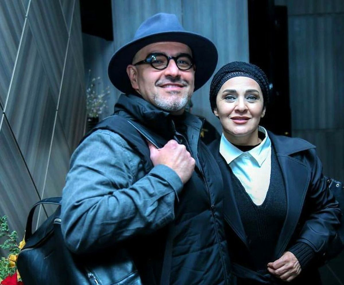 عکس لورفته از تفریح لاکچری رویا نونهالی و همسرش! +تصاویر دونفره