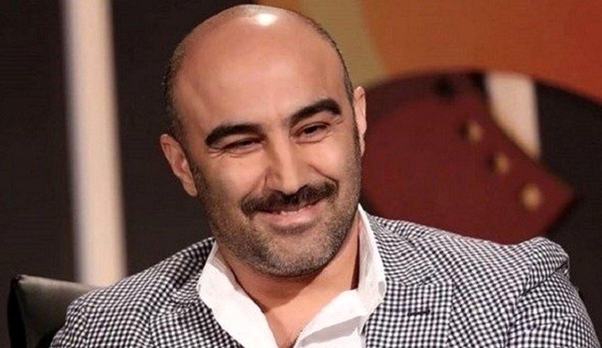 عکس دیدنی از محسن تنابنده در سریال شاهگوش