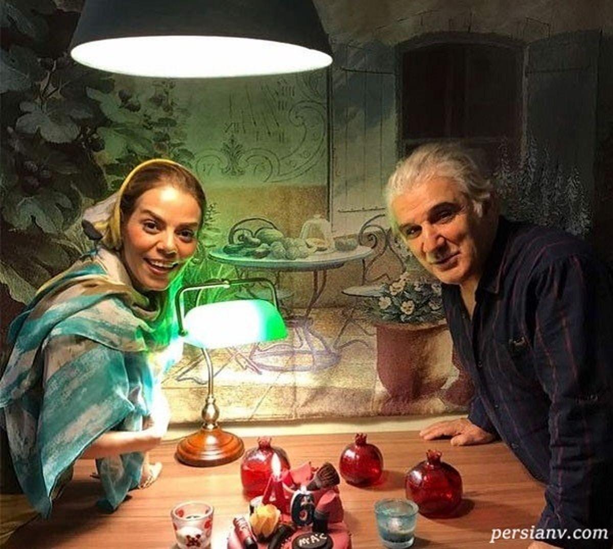 مهنوش صادقی: 20 سال از رابطهام با مهدی هاشمی میگذرد