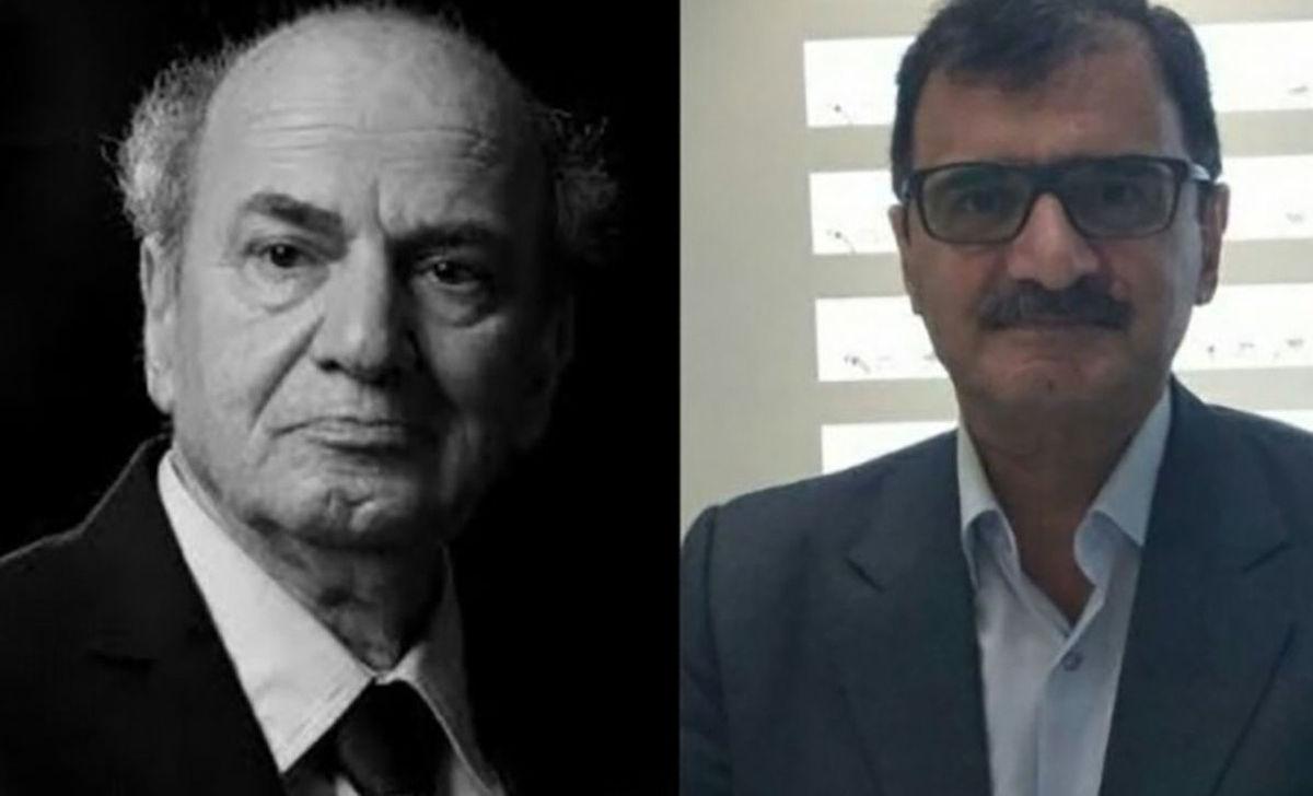 دو نویسنده معروف هم زمان فوت کردند/ علت فوت چیست؟