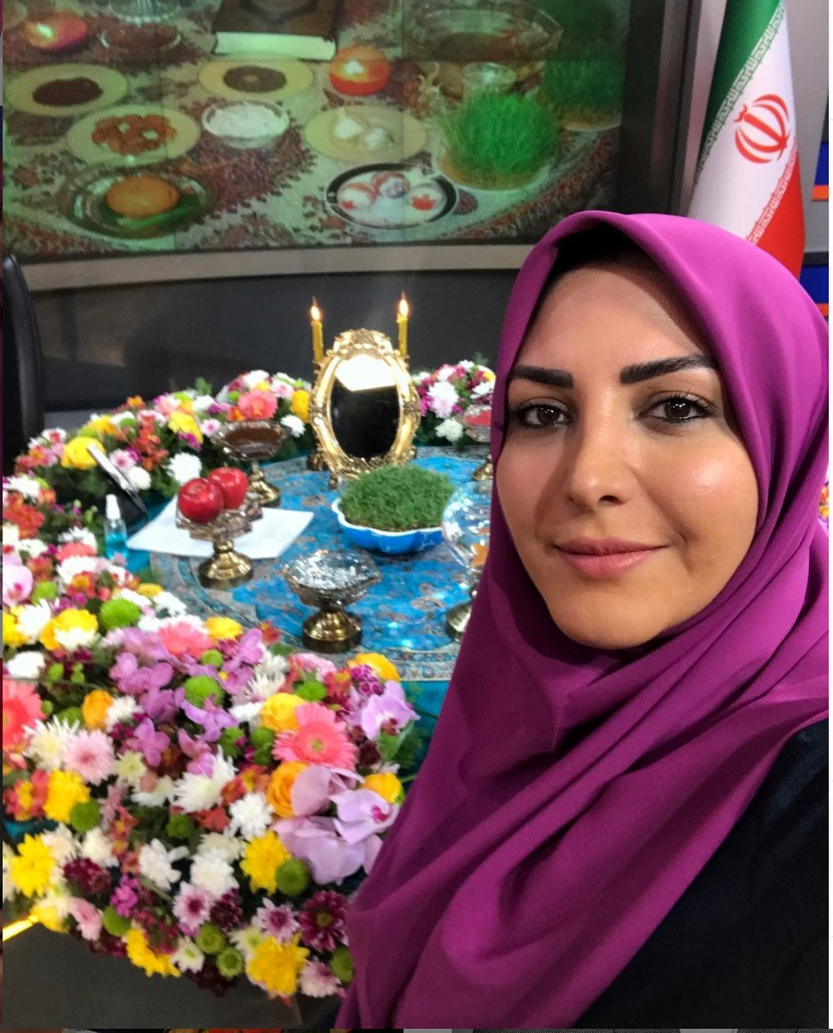 واکنش المیرا شریفی مقدم به مرگ پسر 21 ساله