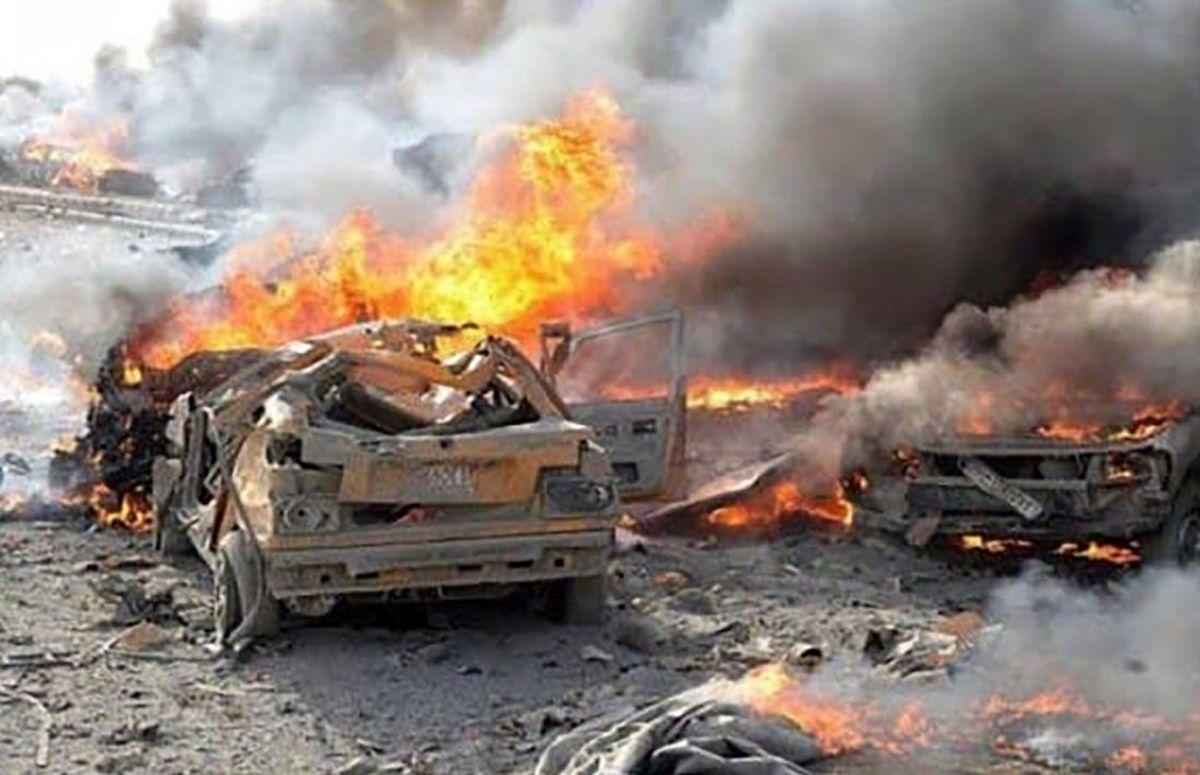 هلاکت21 داعشی در اتفاقی مضحک!+عکس