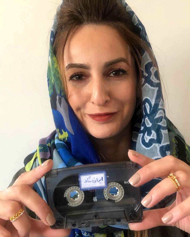 شقایق دهقان علت طلاقش را لوداد + فیلم