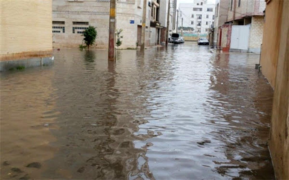 هواشناسی / سیلاب و باران برای این مناطق در راه است