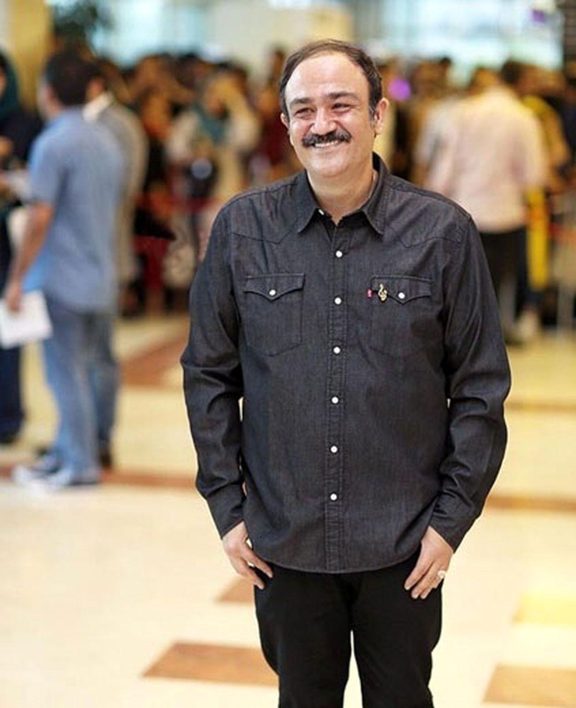 مهران غفوریان در بیمارستان+عکس