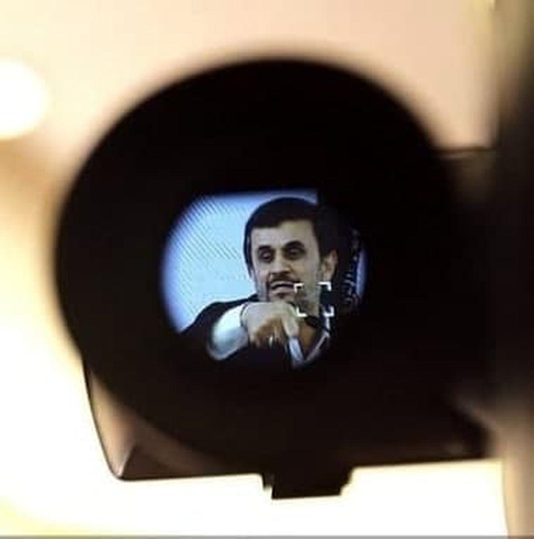 پاسخ دندان شکن احمدی نژاد فضای مجازی را تکان داد