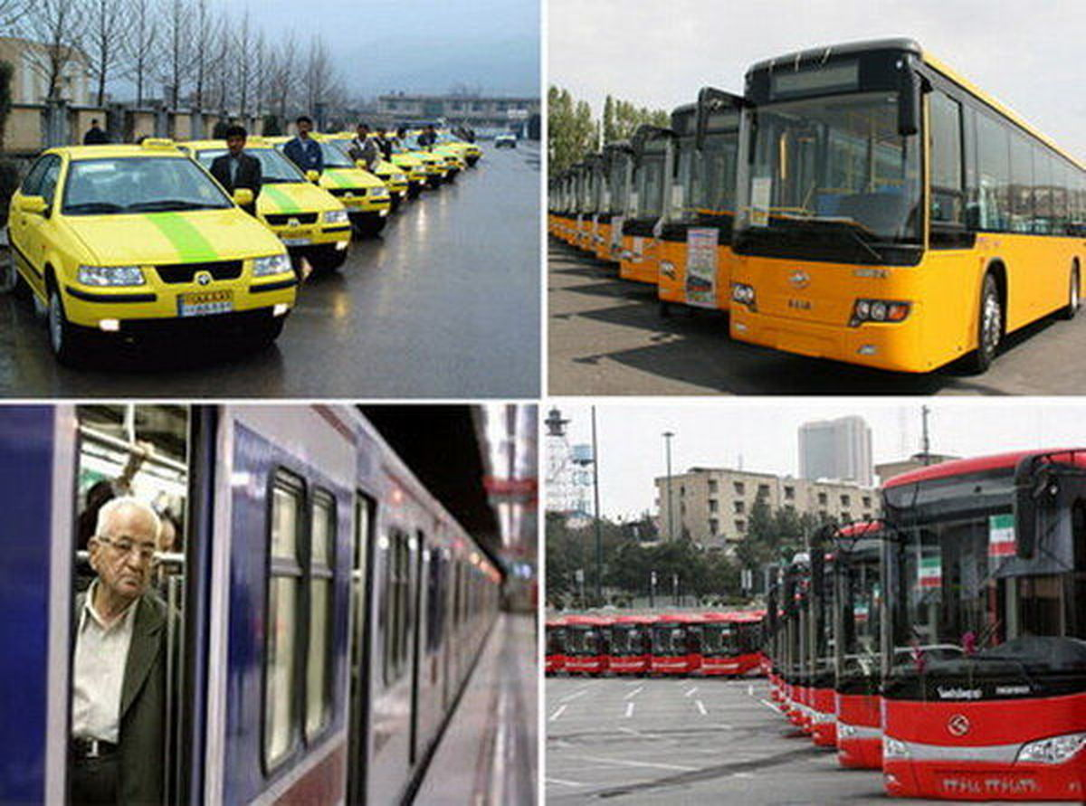 حمل و نقل گران شد  | نرخ جدید اتوبوس و مترو چقدر شد؟