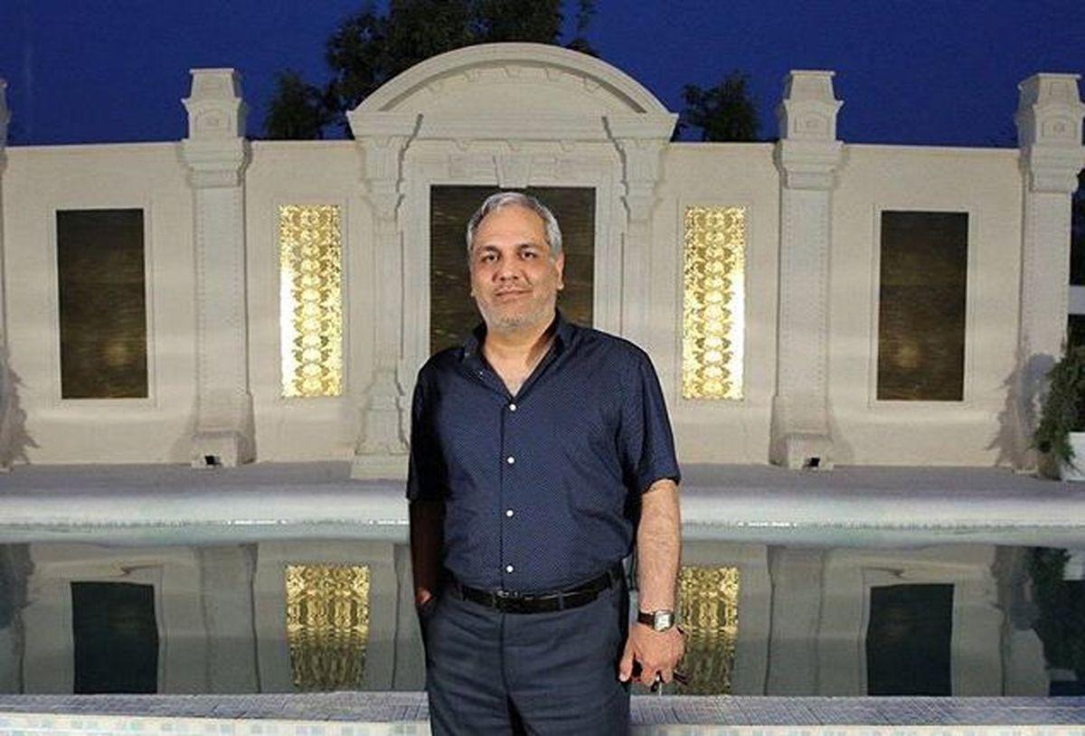 عکس مهران مدیری در خارج از کشور لورفت +عکس دیده نشده از مهران مدیری