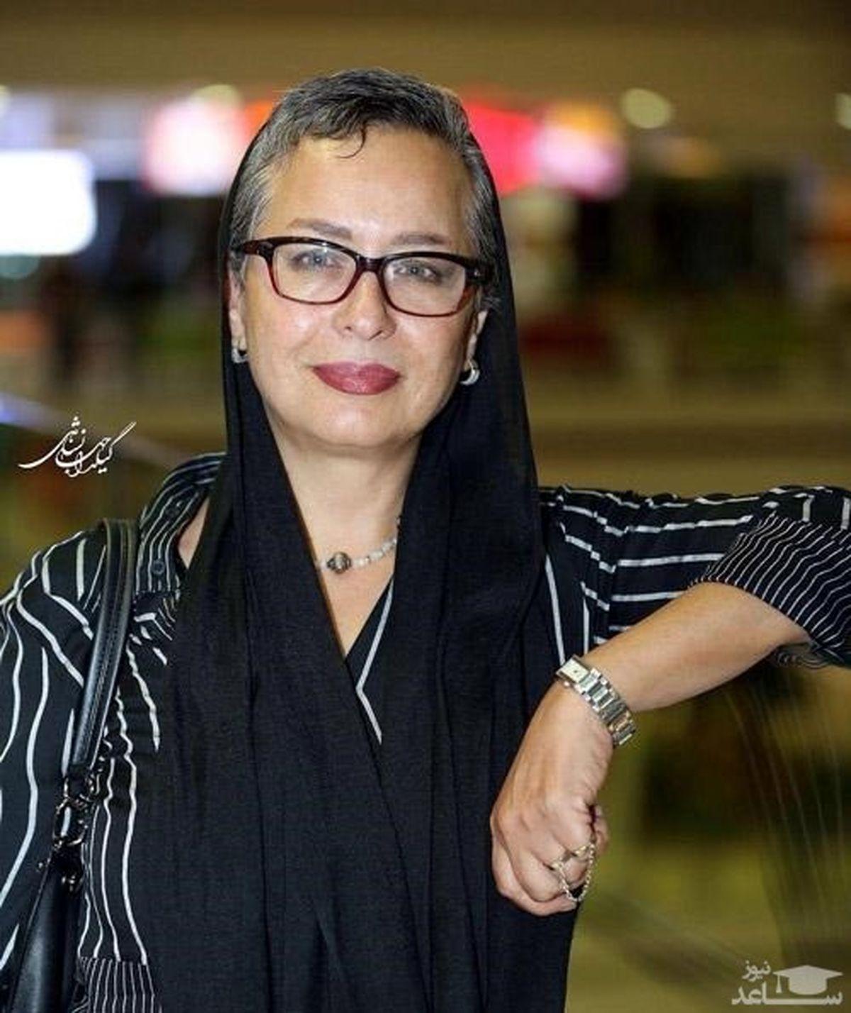 محمد هراتی شوهر جدید آزیتا حاجیان کیست؟