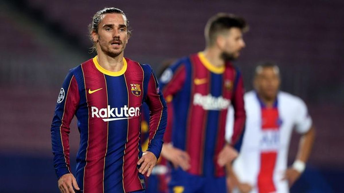 دعوای بازیکن های بارسلونا بالا گرفت +جزئیات خواندنی