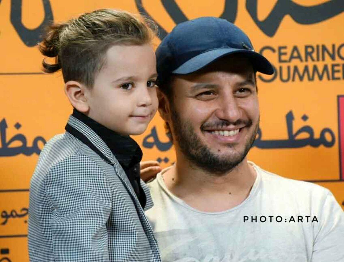 جواد عزتی| تصاویر و بیوگرافی جواد عزتی و همسرش