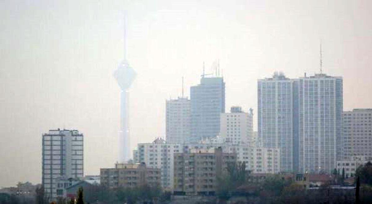 هوای تهران باز هم قرمز شد+ جزئیات