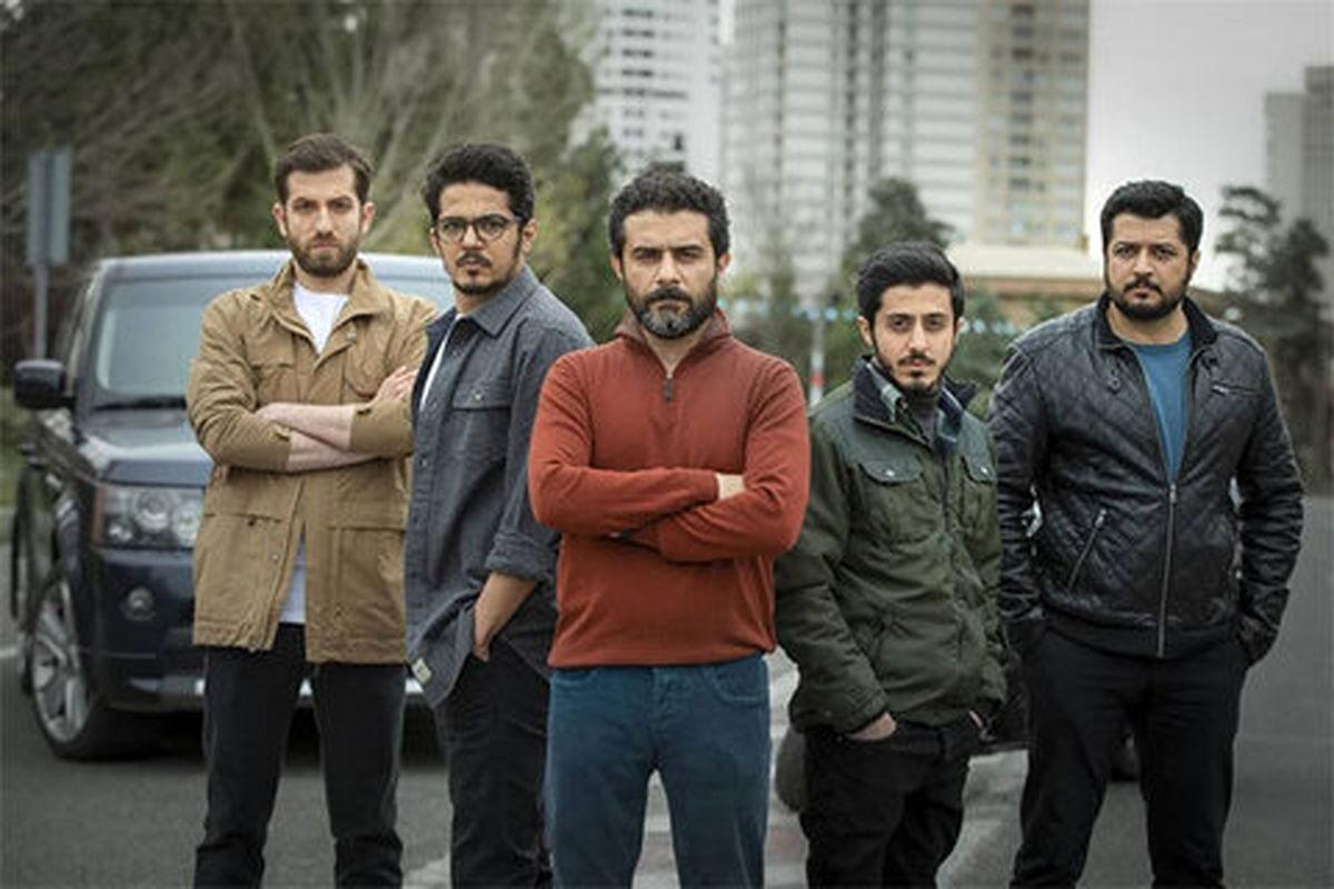 بازیگران سریال گاندو در پیاده روی اربعین | تصاویر دیده نشده
