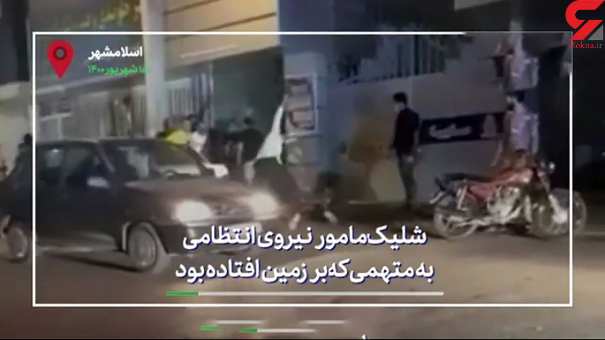 فیلم جزئیات کشته شدن شرور کرجی توسط پلیس؛ واقعیت چیست؟