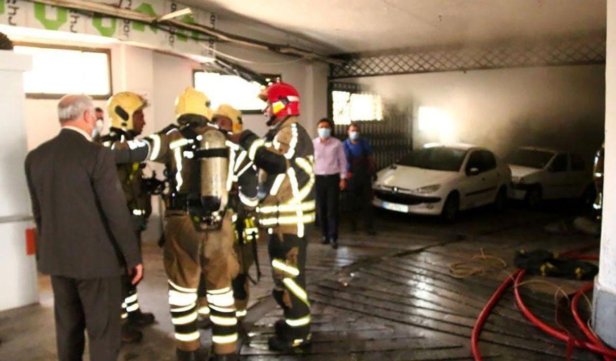 خبر فوری/آتش سوزی وحشتناک در بیمارستان دی تهران + جزئیات بیشتر را بخوانید