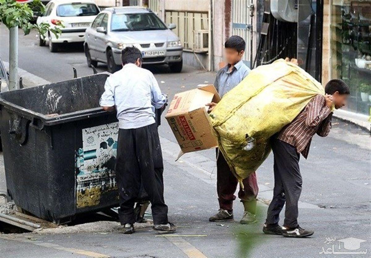 قتل کودک کار در ولنجک تهران؛ جنازه در سطل زباله بود! +جزئیات