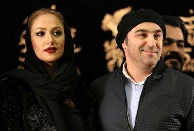 عکس لورفته از محسن تنابنده و همسرش در کانادا +عکس پسرش