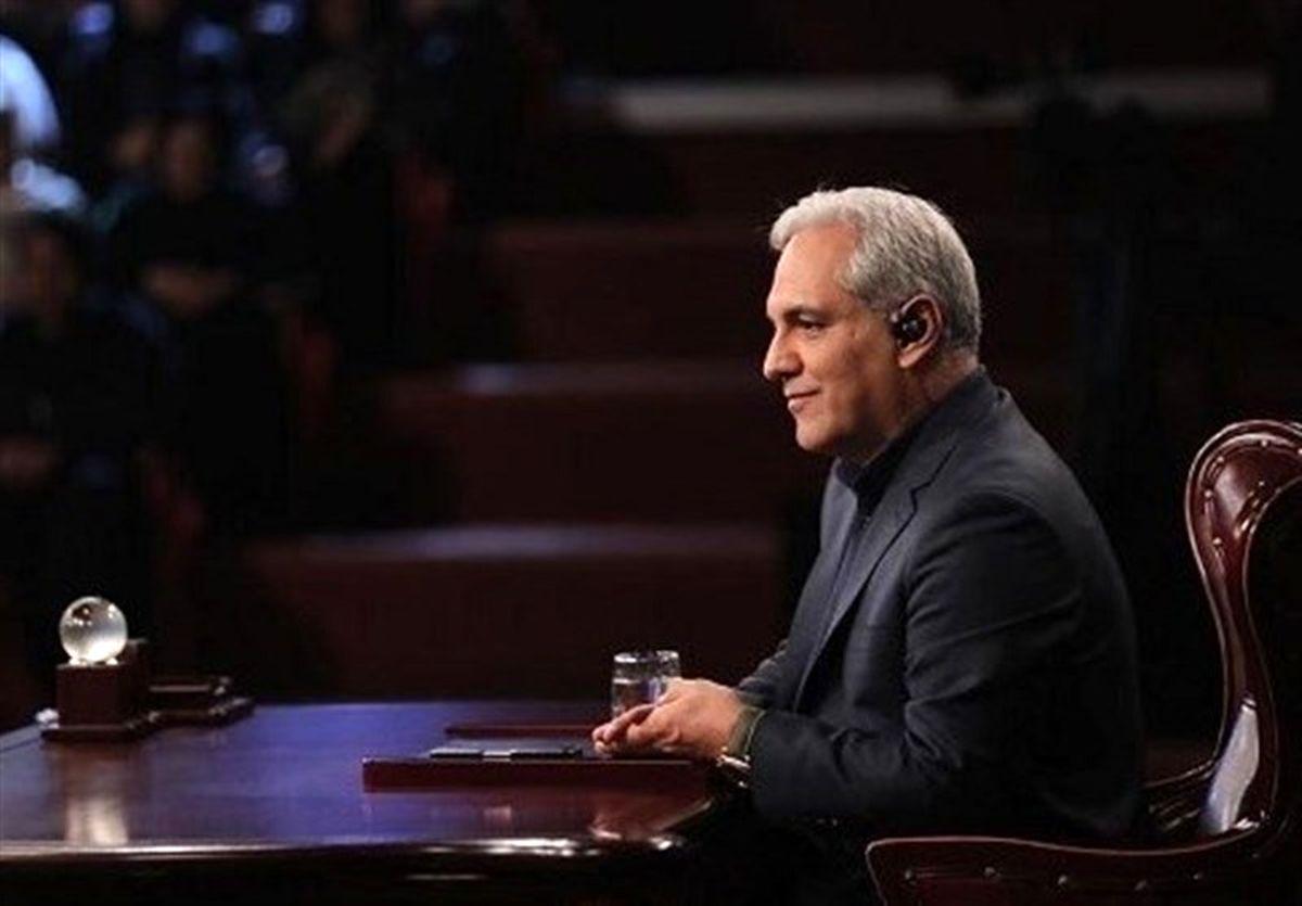 کنایه جنجالی مهران مدیری به مهمان برنامه دورهمی +فیلم