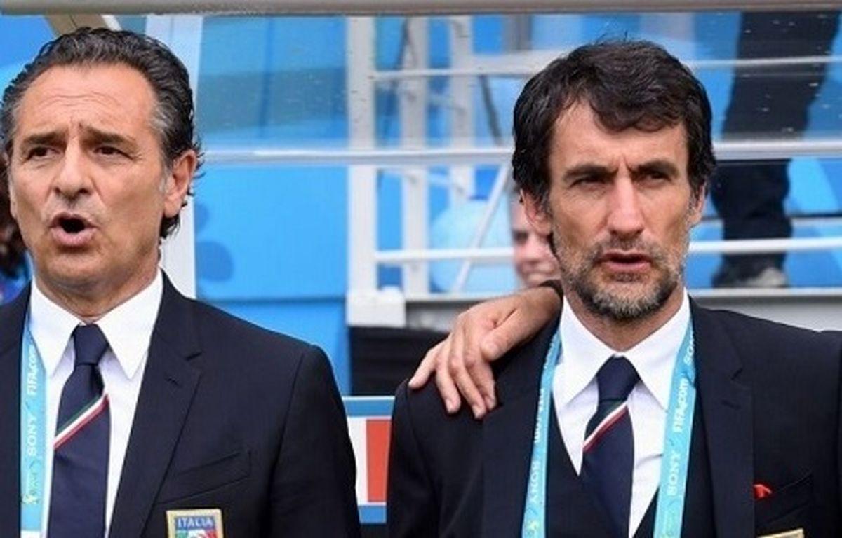 مربی ایتالیایی استقلال خداحافظی کرد؟