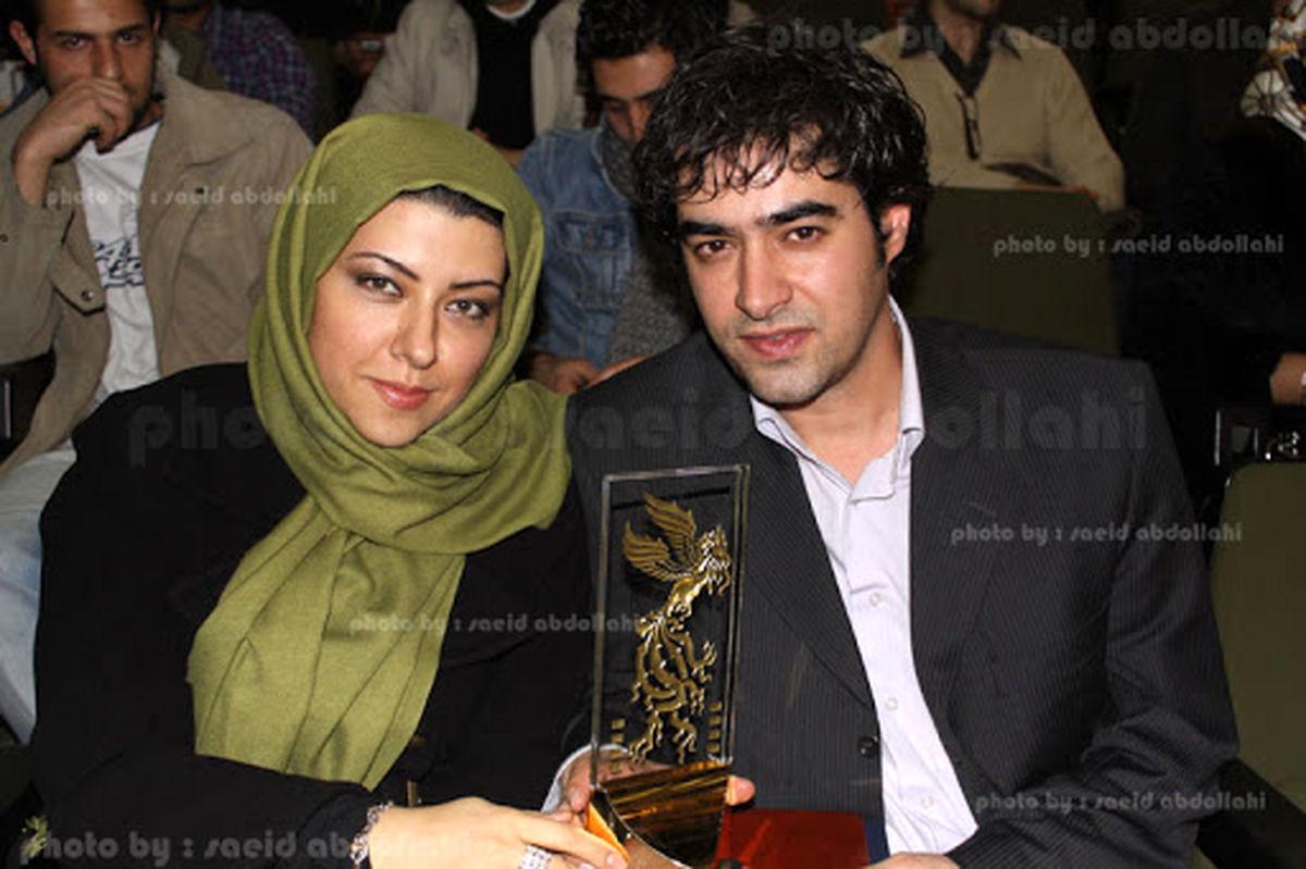همسر شهاب حسینی: در 15 سالگی با شهاب ازدواج کردم!